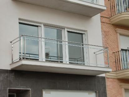 Punterinox Balcones De Cristal
