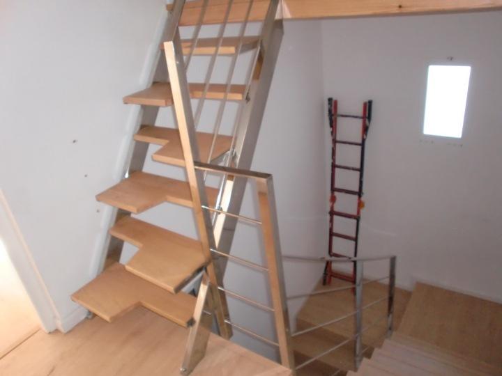Punterinox escaleras met licas y otros trabajos for Escaleras tipo barco